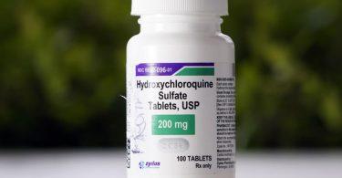 Laut einer US-Studie schützt das Mittel Hydroxychloroquin nicht vor einer Ansteckung mit dem Coronavirus. Foto: David J. Phillip/AP/dpa