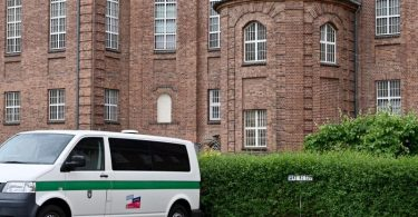 Der Verdächtige im Fall Maddie verbüßt eine Haftstrafe in Kiel. Foto: Carsten Rehder/dpa