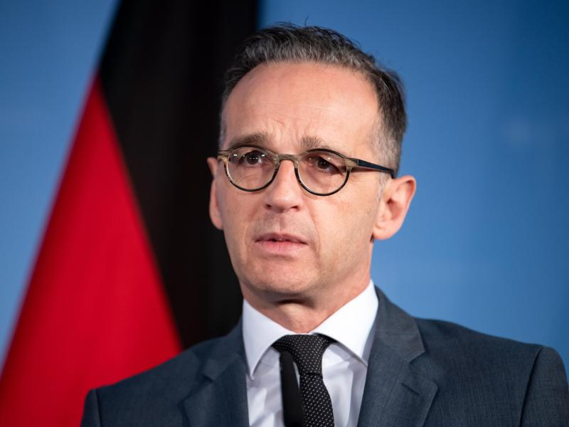 Heiko Maas: «Wir sind enge Partner im transatlantischen Bündnis. Aber: Es ist kompliziert.». Foto: Bernd von Jutrczenka/dpa