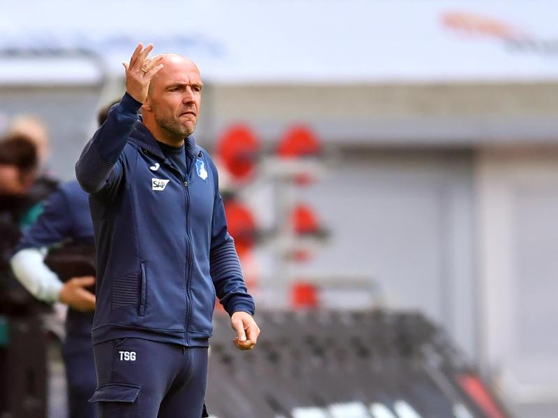 Hoffenheim trennte sich von Trainer Alfred Schreuder. Foto: Marius Becker/dpa-Pool/dpa