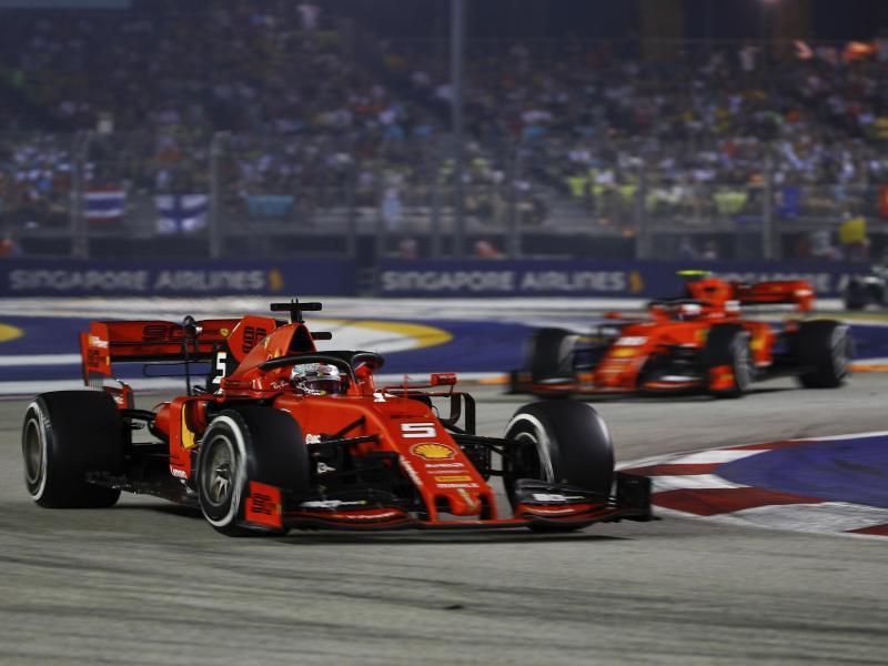 In Singapur wird in diesem Jahr kein Formel-1-Rennen gestartet. Foto: Eric To/AP/dpa
