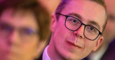 CDU-Politiker Philipp Amthor zieht sich aus Amri-Untersuchungsausschuss zurück. Foto: Jens Büttner/dpa-Zentralbild/dpa