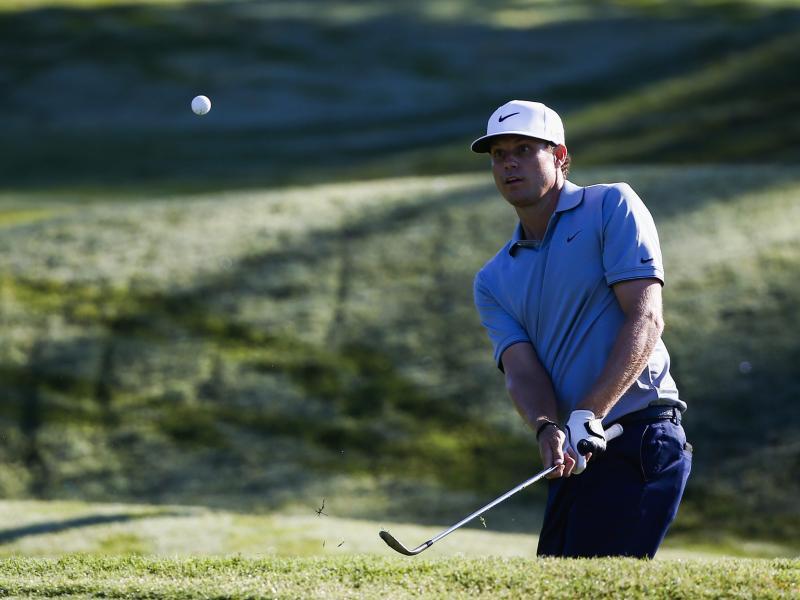 Golfprofi Nick Watney wurde positiv auf das Coronavirus getestet. Foto: Tannen Maury/EPA/dpa