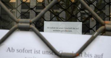 Die Corona-Krise hat Deutschlands Wirtschaft hart getroffen, viele Betriebe kämpfen ums Überleben. Foto: Sebastian Gollnow/dpa