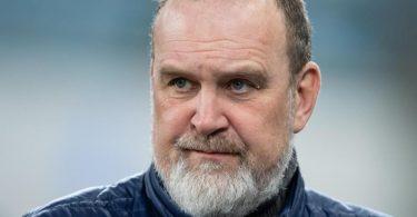 Der Aufsichtsrat vom VfL Wolfsburg ist zufrieden mit der Arbeit von Jörg Schmadtke. Foto: Swen Pförtner/dpa
