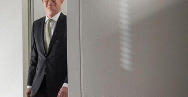 Seit dem 1. Mai 2016 Vorstandsvorsitzender der Commerzbank: Martin Zielke. Foto: Boris Roessler/dpa