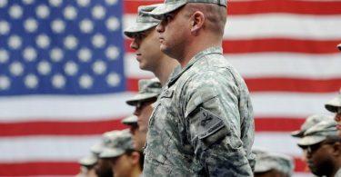 Mit 35 000 US-Soldaten gilt Deutschland als wichtigster Stützpunkt der USA in Europa. Foto: Frank May/dpa