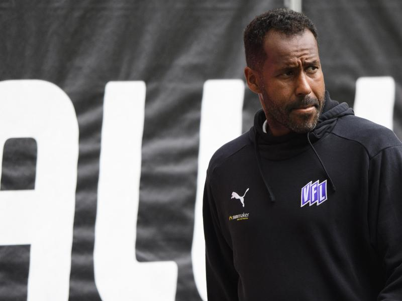 Soll als Nachfolger von Dieter Hecking als Trainer beim HSV den Wandel Bringen: Daniel Thioune. Foto: Robert Michael/dpa-Zentralbild/dpa