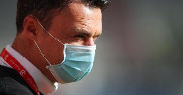 Ist nicht mehr Sportvorstand beim 1. FC Nürnberg: Robert Palikuca. Foto: Daniel Karmann/dpa-Pool/dpa