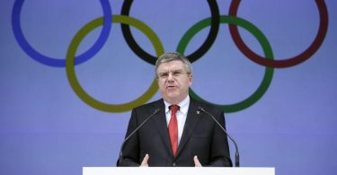 Will sich als IOC-Präsident wiederwählen lassen:Thomas Bach. Foto: Kimimasa Mayama/EPA/dpa