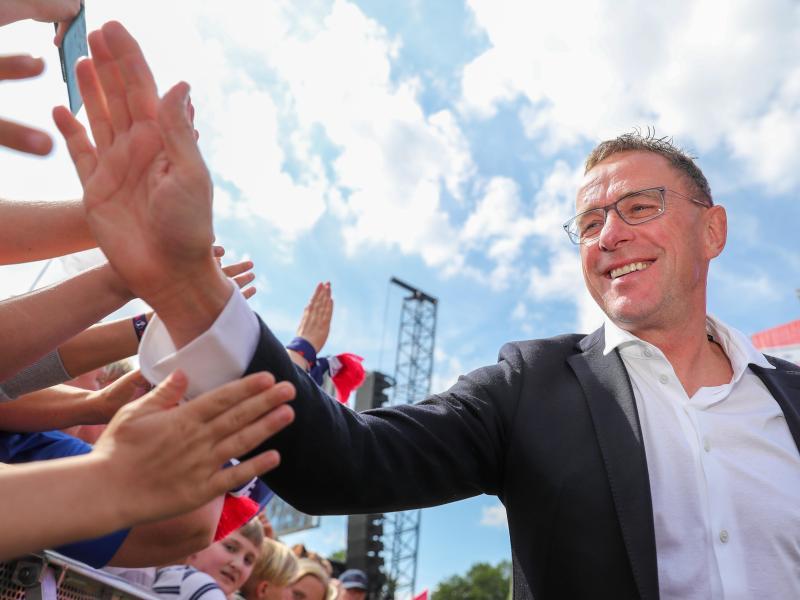 Wird nicht Trainer beim AC Mailand: Ralf Rangnick. Foto: Jan Woitas/zb/dpa