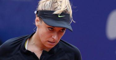 Zur Zeit Nummer 595 der Damen-Weltrangliste: Sabine Lisicki. Foto: Daniel Karmann/dpa