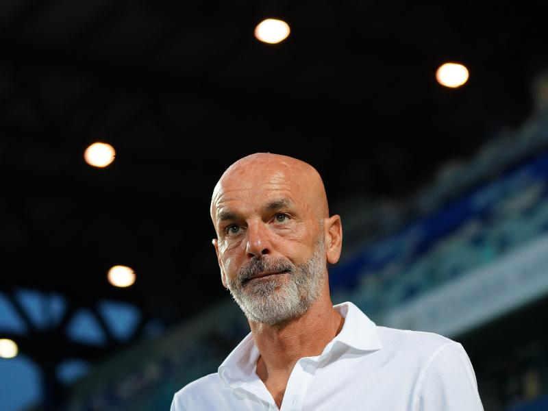 Darf sich über eine Vertragsverlängerung freuen:Milan-Trainer Stefano Pioli. Foto: Spada/Lapresse/Lapresse via ZUMA Press/dpa