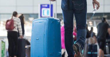 Unternehmen wollen Dienstreisen auch nach der Corona-Pandemie reduzieren. Foto: Silas Stein/dpa