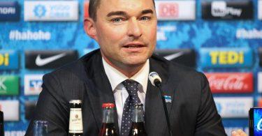 Dank Investor Lars Windhorst steht Hertha BSC finanziell so gut da wie nie zuvor. Foto: Andreas Gora/dpa