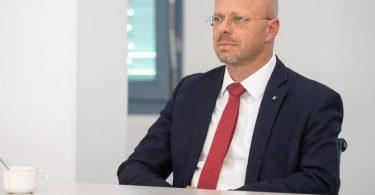 Die brandenburgische AfD-Landtagsfraktion berät über die politische Zukunft von Andreas Kalbitz. Foto: Sebastian Gollnow/dpa/Archivbild