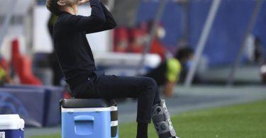 Thomas Tuchel will mit Paris Saint-Germain das Finale der Champions League erreichen. Foto: David Ramos/Pool Getty/AP/dpa