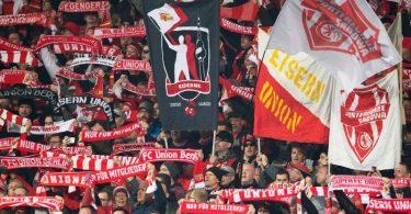 Der 1. FC Union Berlin kämpft mit einem eigenen Test-Konzept für ein volles Stadion zu Corona-Zeiten. Foto: Soeren Stache/dpa-Zentralbild/dpa