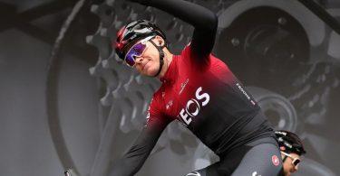 Chris Froome wird bei der Tour de France fehlen. Foto: Martin Rickett/PA Wire/dpa