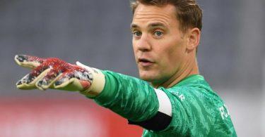 Geht in seine vierte Saison als Bayern-Kapitän Manuel Neuer. Foto: Andreas Gebert/Reuters-Pool/dpa