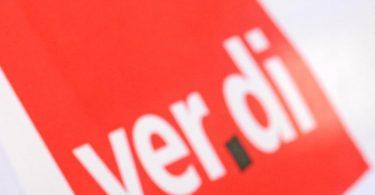 Verdi will mit den Warnstreiks ihren Lohnforderungen im laufenden Tarifstreit mit Bund und Kommunen über die Einkommen von mehr als zwei Millionen Beschäftigten Nachdruck verleihen. Foto: Patrick Seeger/dpa
