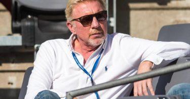 Boris Becker gibt sein Amt als Herren-Chef beim DTB auf. Foto: Daniel Bockwoldt/dpa