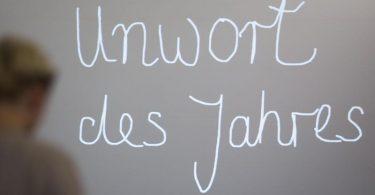 Das 'Unwort des Jahres' gibt es seit 1991. Foto: Frank Rumpenhorst/dpa/Symbolbild/Archiv