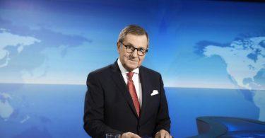 Jan Hofer verabschiedet sich als Chefsprecher der 'Tagesschau', aber nicht von der Bildfläche. Foto: Hendrik Lüders (BFF)/dpa