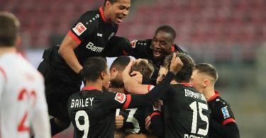 Bundesliga-Spitzenreiter ist bereit für das Topspiel gegen die Bayern. Foto: Wolfgang Rattay/Reuters/Pool/dpa
