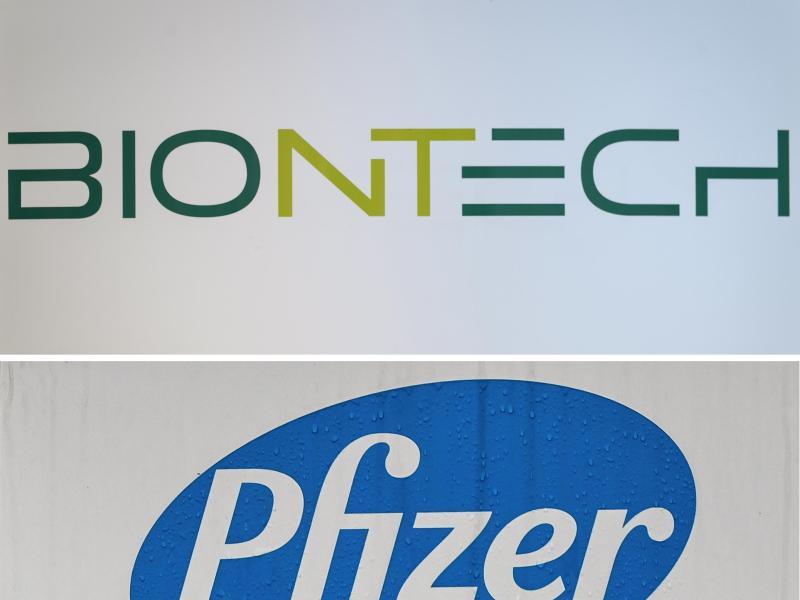 Die britische Aufsichtsbehörde für Arzneimittel hat nach Angaben des Mainzer Unternehmens Biontech und seines US-Partners Pfizer eine Notfallzulassung für deren Corona-Impfstoff BNT162b2 erteilt. Foto: Andreas Arnold/Dirk Waem/dpa/BELGA/dpa