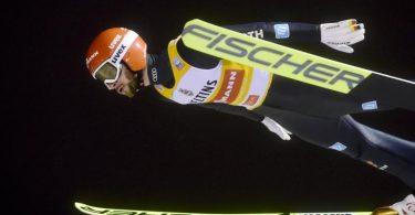 Auch in Russland weiter in Topform: Markus Eisenbichler. Foto: Vesa Moilanen/Lehtikuva/dpa