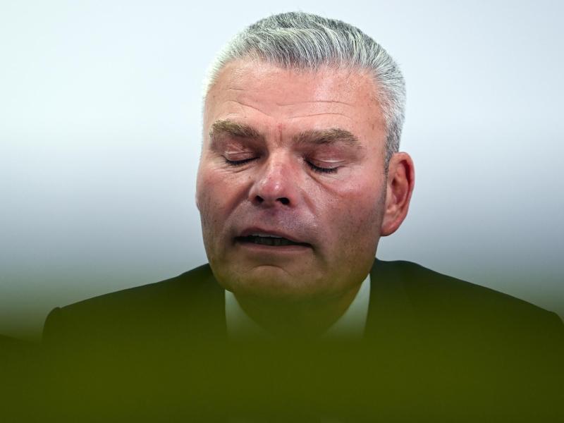 Immer wieder hatte Holger Stahlknecht mit seinen Vorstößen Ärger auch in den eigenen Reihen ausgelöst. Foto: Hendrik Schmidt/dpa-Zentralbild/ZB