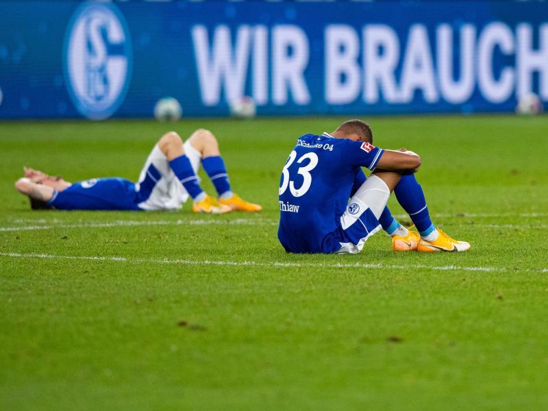Schalke bleibt seit nunmehr 29 Bundesliga-Spielen ohne Sieg. Foto: Guido Kirchner/dpa