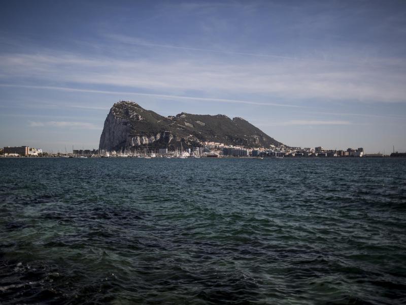 Madrid und London haben sich grundsätzlich auf die Aufnahme von Gibraltar in den Schengenraum geeinigt. Foto: Javier Fergo/AP/dpa