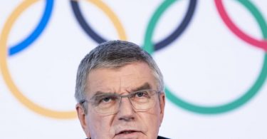 Geht fest von den Tokio-Spielen im Jahr 2021 aus: IOC-Präsident Thomas Bach. Foto: Jean-Christophe Bott/KEYSTONE/dpa