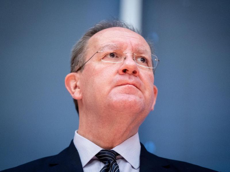 Bafin-Chef Felix Hufeld räumt seinen Posten. Foto: Kay Nietfeld/dpa