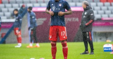 Steht noch immer vor einer ungeklärten Zukunft:Bayern-Profi Jérôme Boateng. Foto: Sven Hoppe/dpa
