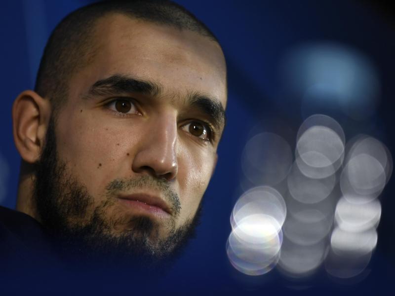 Nabil Bentaleb ist zurück im Kreis der Schalker Mannschaft. Foto: Ina Fassbender/dpa