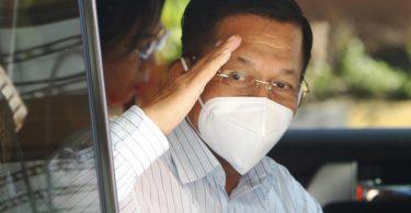 Min Aung Hlaing, Oberbefehlshaber des Militärs in Myanmar. Foto: Aung Shine Oo/AP/dpa