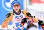 Will es im WM-Sprint in Pokljuka besser als die Männer am Tag zuvor machen:Franziska Preuß. Foto: Sven Hoppe/dpa
