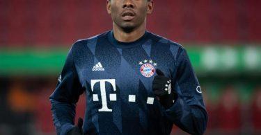 Verlässt nach Saisonende den FC Bayern:David Alaba. Foto: Sven Hoppe/dpa