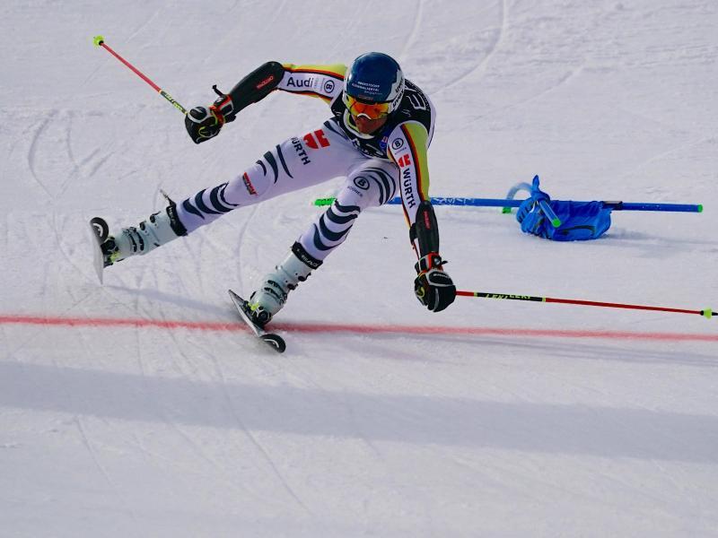 Verpasste ganz knapp eine WM-Medaille: Alexander Schmid. Foto: Michael Kappeler/dpa