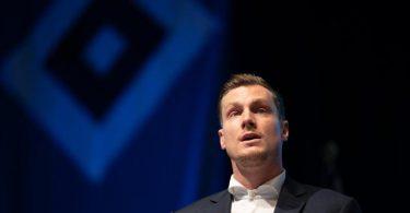 HSV-Präsident Marcell Jansen trat von seinem Amt zurück. Foto: Daniel Reinhardt/dpa