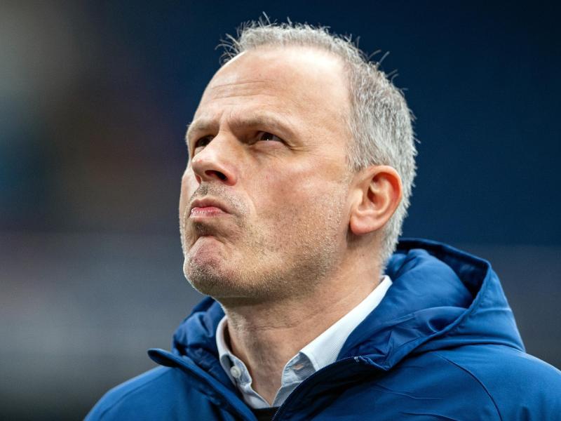 Jochen Schneider war 2019 als Sportchef nach Gelsenkirchen gekommen. Foto: Guido Kirchner/dpa