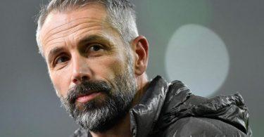 Mönchengladbachs Trainer Marco Rose wechselt nach der Saison zum BVB. Foto: Marius Becker/dpa