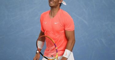 Für Rafael Nadal sind die Australian Open beendet. Foto: Andy Brownbill/AP/dpa