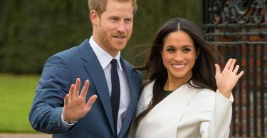 Prinz Harry und Herzogin Meghan ziehen sich zurück. Foto: Dominic Lipinski/PA Wire/dpa