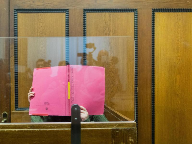 Nach dem Tod von Kitakind Greta beantragt die Staatsanwalt eine lebenslange Haft für die Erzieherin. Foto: Rolf Vennenbernd/dpa