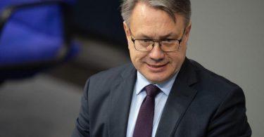 Gehört dem Bundestag seit 2002 an, seit 2014 ist er stellvertretender Vorsitzender der Unionsfraktion:Georg Nüßlein. Foto: Soeren Stache/zb/dpa