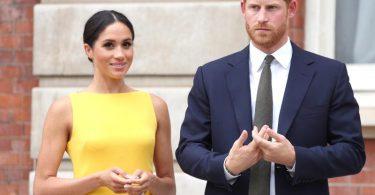 Prinz Harry von Großbritannien und seine Frau Meghan sorgen für Schlagzeilen. Foto: Yui Mok/PA Wire/dpa